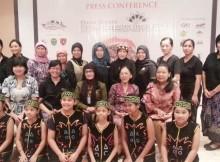 Press Conference Pekan Budaya Dayak Kalimantan Timur 2015