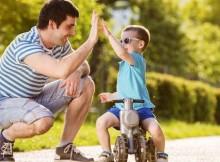 Dads Panutan Pertama Si Kecil