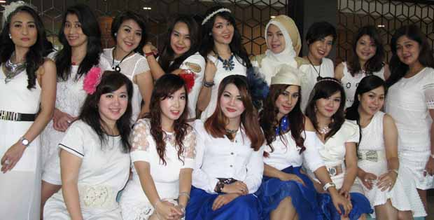 Birthday party dan arisan ala Girly