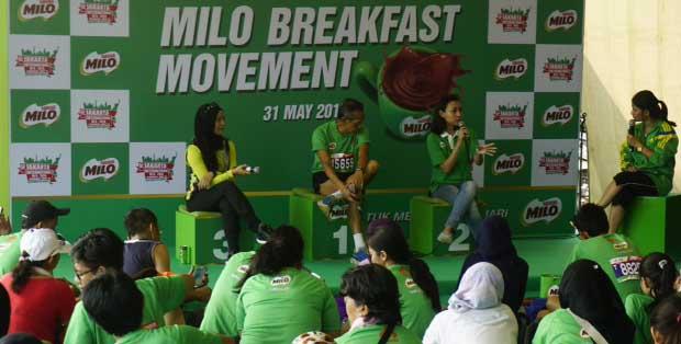 Breakfast movement talkshow