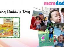 Pemenang Kompetisi Foto #Daddy's Day
