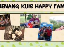 Pemenang Kuis Happy Family