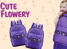 Backpack Sabina dari  Sophie's Kid