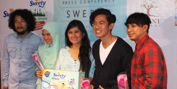 Isa, Artta Ivano, Wenny Damayanti, Melky dan Aden