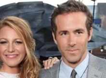 Blake Lively dan Ryan Reynolds