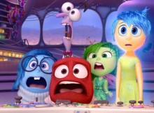 Inside Out, gambaran emosi di benak kita