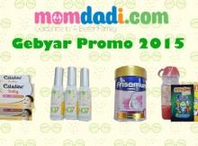 Momdadi.com Gelar Gebyar Promo 2015