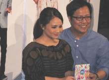Gita Gutawa dan Erwin Gutawa merilis Di Atas Rata-rata 2