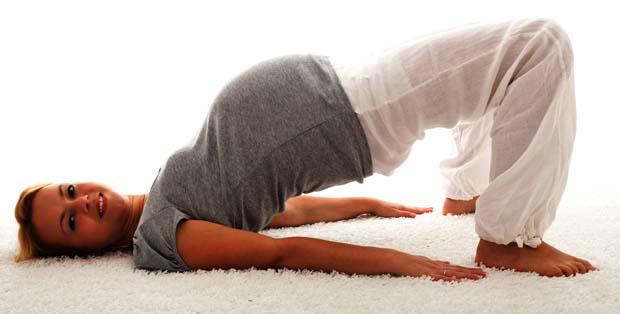 SEnam Kegel bantu atasi wasir saat hamil