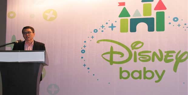 Mochtar Sarman, Country Director, Retail and Licensing, Walt Disney Company Indonesia