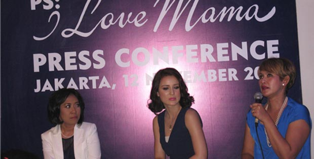 Diana Riaya, Julie Estelle dan Ratih Ibrahim berbagi moment of truth dengan ibu di NIVEA #PSILoveMama