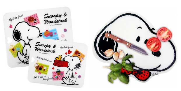 LOCK&LOCK Snoopy Cutting Board