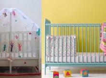 The Norwegian Wood Series untuk tempat tidur si kecil