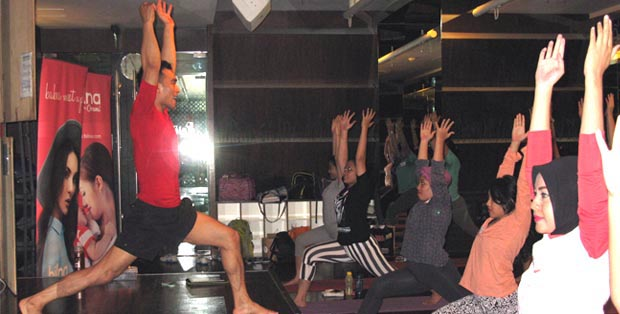 Bilna Babes Meet Up, Yoga Your Way