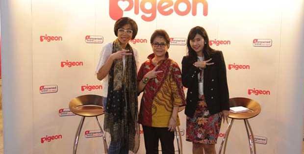 Ibu Anis Dwinastiti, Dr. Rosmini, M.Psi, dan Ibu Dada Sabra Sathilla – Marketing Communication Manager KidZania Jakarta