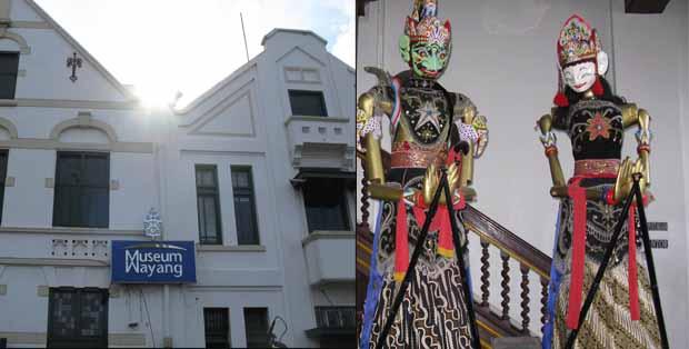 Museum Wayang Kawasan Kota Tua