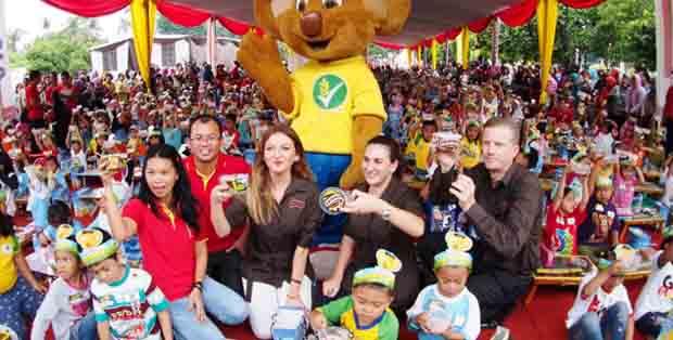 PESAN 2016 dirayakan Nestlé Breakfast Cereals