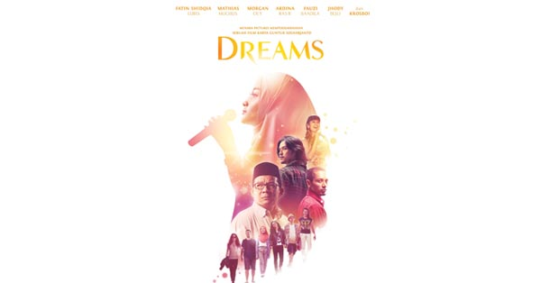 Dreams official poster