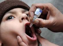Imunisasi Polio Cegah Kelumpuhan