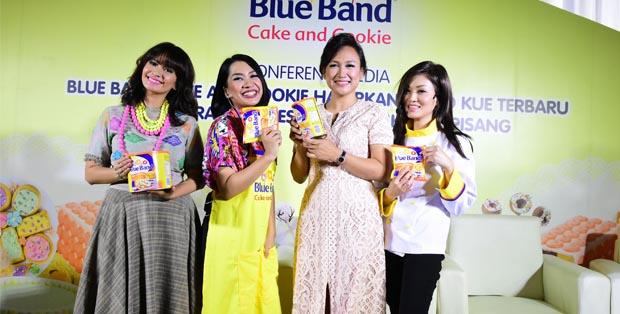 Ersa Mayori, Dewi Utari, Meila Putri Handayani dan Chef Karen Carlotta