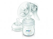 Philips AVENT, SCF 330: Comfort Manual Breast Pump