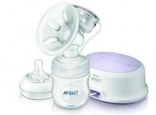 Philips AVENT single electric breast pump SCF 332