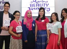 Peluncuran Marina Beauty Journey 2016