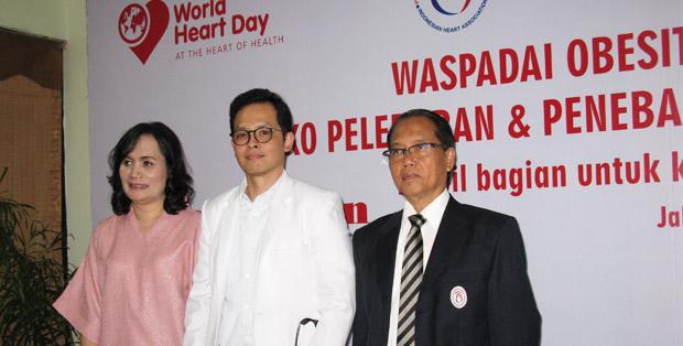Eugenia, Dr. BRM Ario Soeryo Kuncoro, Dr. dr. Ismoyo Sunu