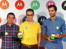 Peluncuran Moto E3 Power di Jakarta