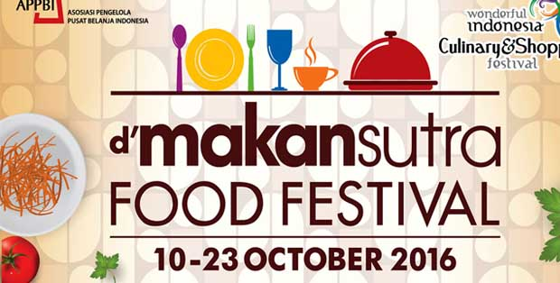 d'makan sutra Food Festival