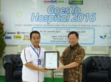 GTH 2016, Antusiasme Penuh di Mayapada Hospital Tangerang