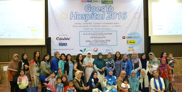 momdadi.com Goes to Hospital 2016 di Mayapada Hospital Lebak Bulus