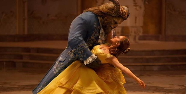 Salah satu adegan film Beauty and the Beast Foto: Istimewa