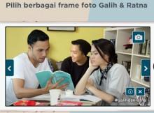 Photo Bomb Galih & Ratna