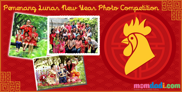 Pemenang Lunar New Year Photo Competition