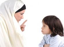 Tips Menghadapi Kemarahan Si Kecil
