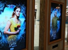 Beauty and the Beast menghiasi Lippo Mall Puri