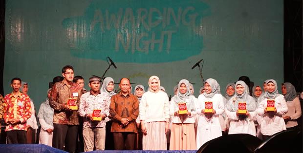 Wardah Inspiring Teacher Awarding Night