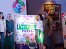 Foto : Launching Promina Puffs