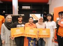 Foto : Pemenang Dapur Ramadhan Shopee