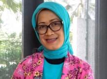 Dewi Yulita, penyintas multiple cancer dan Ketua I CISC