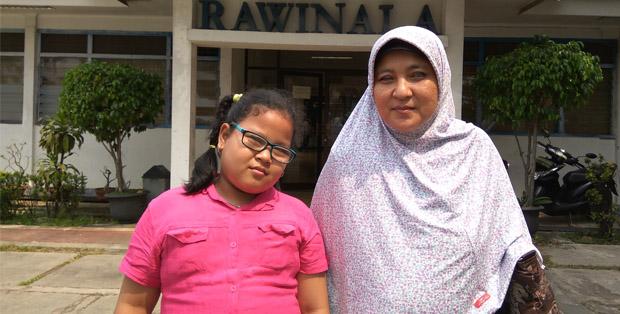 Diva dan Mommy Nining