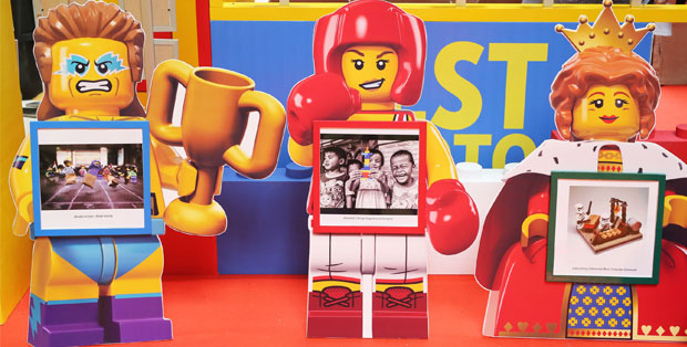 Foto: LEGO Indonesia