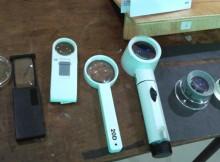 Beberapa alat bantu untuk low vision assesment