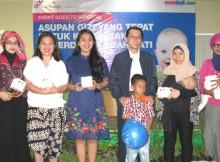 Bertanya pada dr. Heru Samudro, SpA(K), para moms dapat hadiah