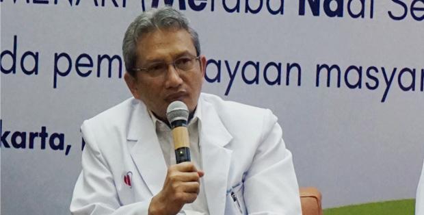 Prof. Dr. dr. Yoga Yuniadi, SpJP (K), FIHA, FasCC