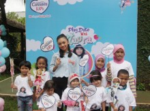 "Program ""Bermain Bersama Naura"" dari Cussons Kids"
