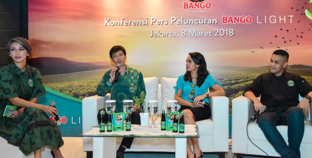 Talkshow bersama Nando Kusnando, dr. Diana F. Suganda, dan Chef Odie Djamil dipandu Kamidia Radisti