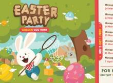 "Miniapolis Easter Party ""Golden Egg Hunt"""