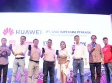 Foto : Launching Huawei Nova Lite 2